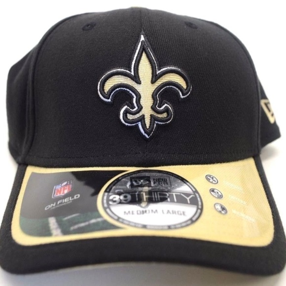 92e9758c0 Men s New Era New Orleans Saints 39Thirty Sz M L